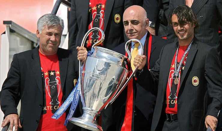 Ancelotti penalizzazione per non far retrocedere la Lazio