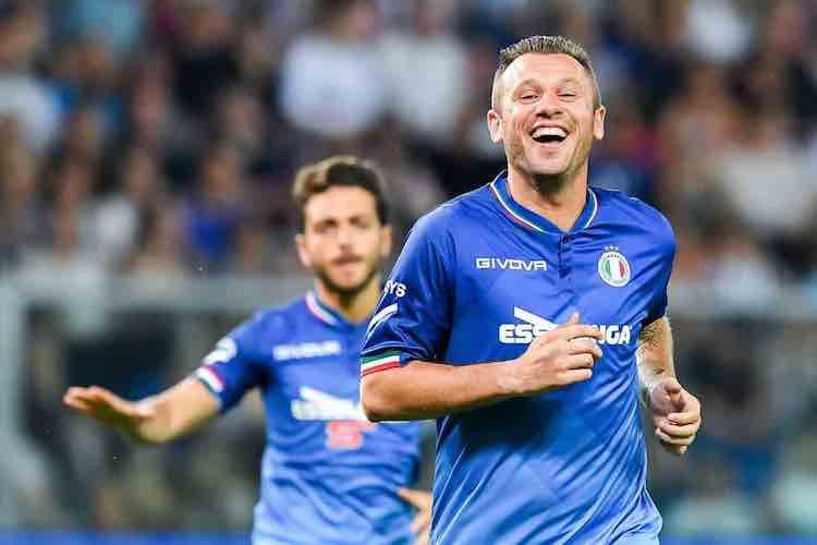 Antonio Cassano scudetto Milan