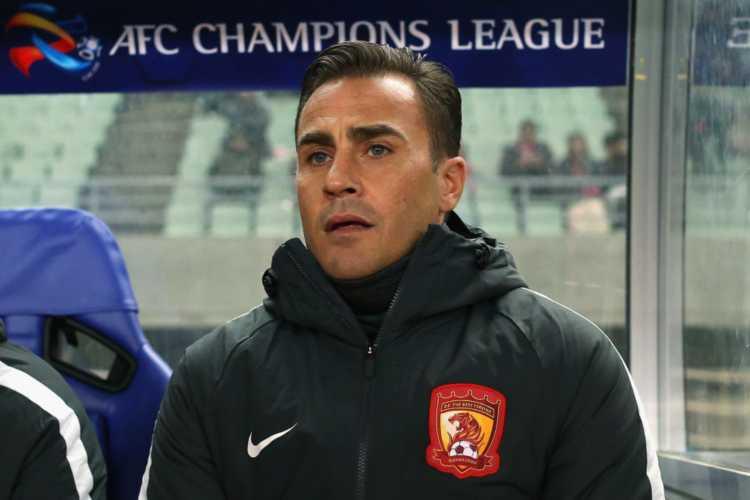 Cannavaro Gattuso Milan