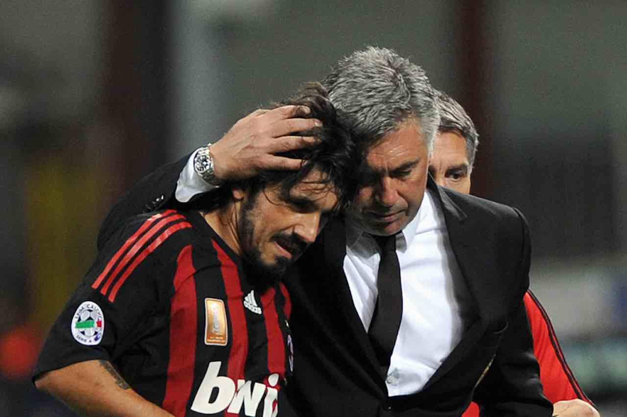 """Ancelotti: """"Milan 2005 migliore del 2007. Seedorf era un pericolo"""""""
