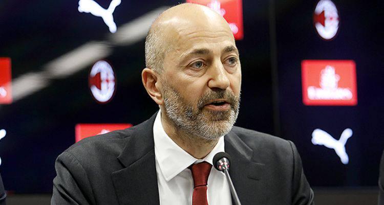Ivan Gazidis amministratore delegato AC Milan