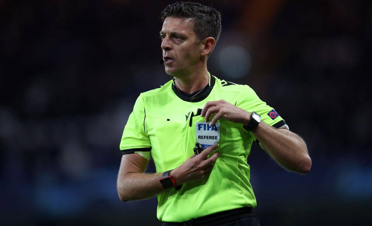 Gianluca Rocchi Arbitro