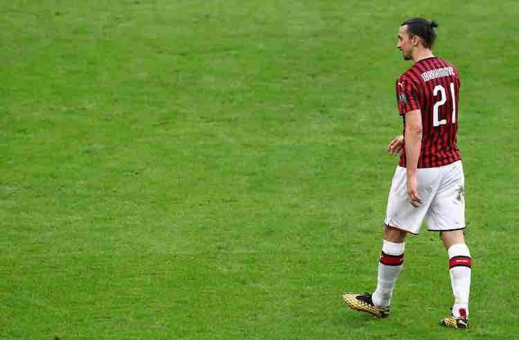 Zlatan Ibrahimovic Milan futuro