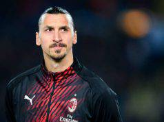 Ibrahimovic rientro anticipato data
