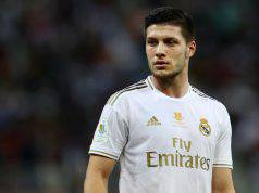 Jovic, assist al Milan
