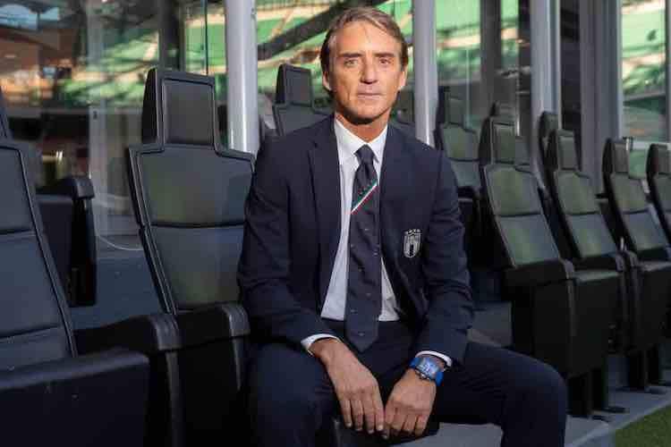 Roberto Mancini post scuse