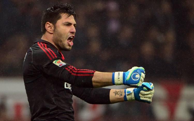 Marco Amelia Milan