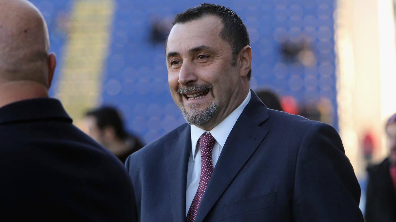 Massimiliano Mirabelli AC Milan
