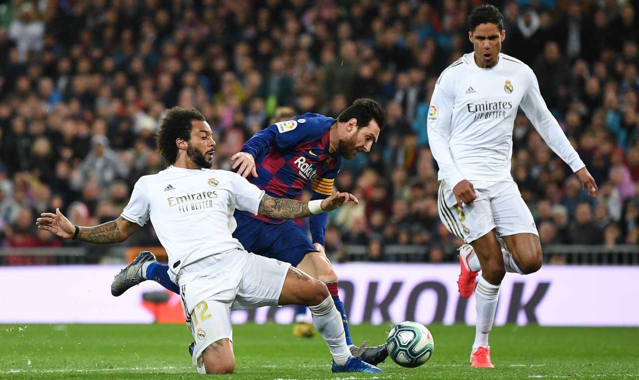 Lionel Messi Marcelo