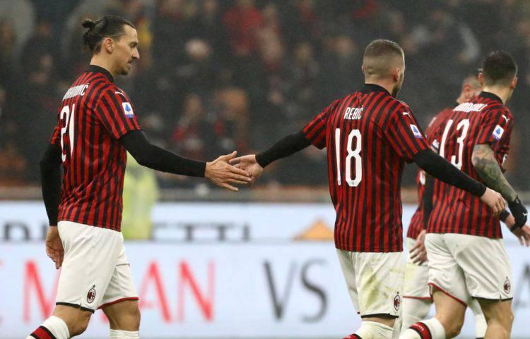 Milan Ibrahimovic Rebic