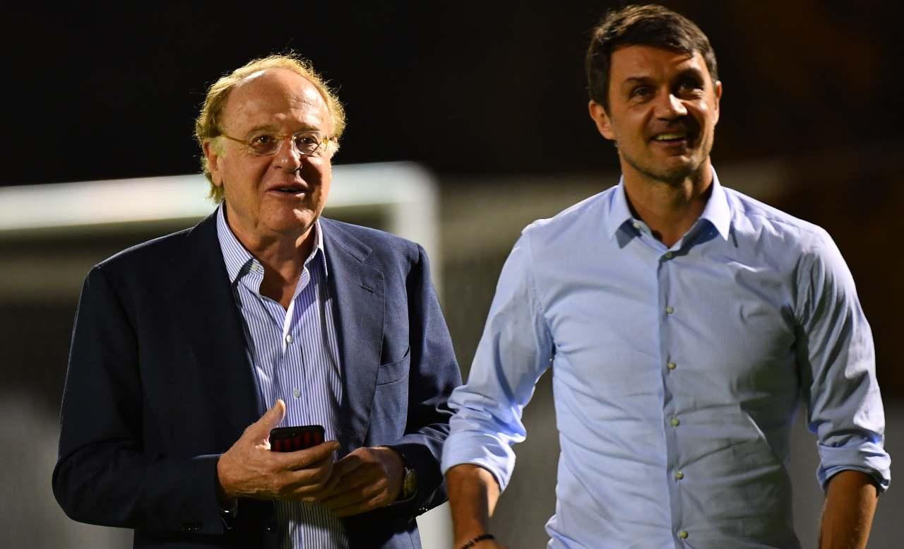 Paolo Scaroni Maldini