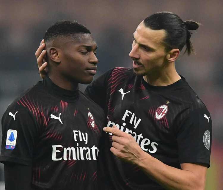 Milan Cagliari formazioni ufficiali