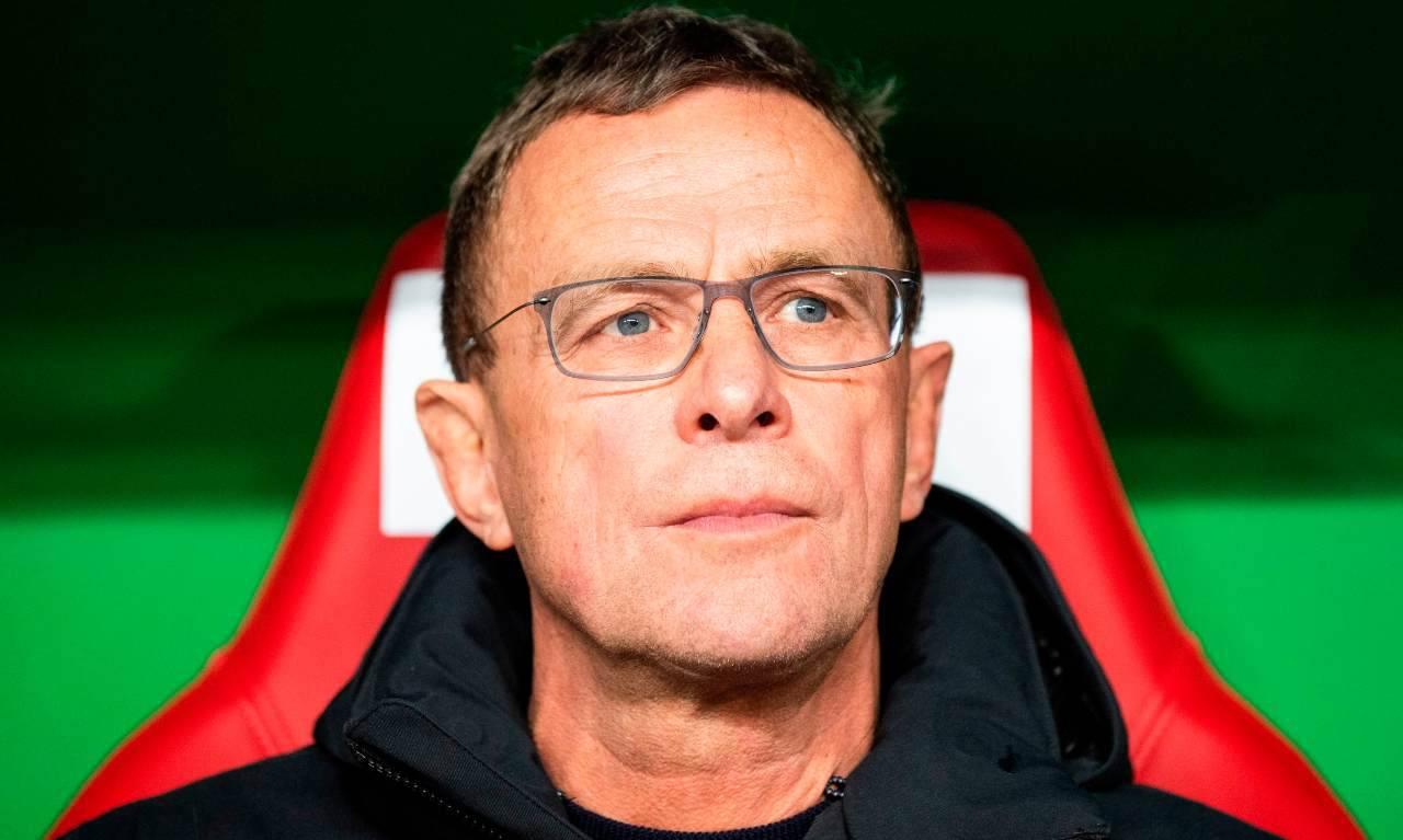 Ralf Rangnick AC Milan news