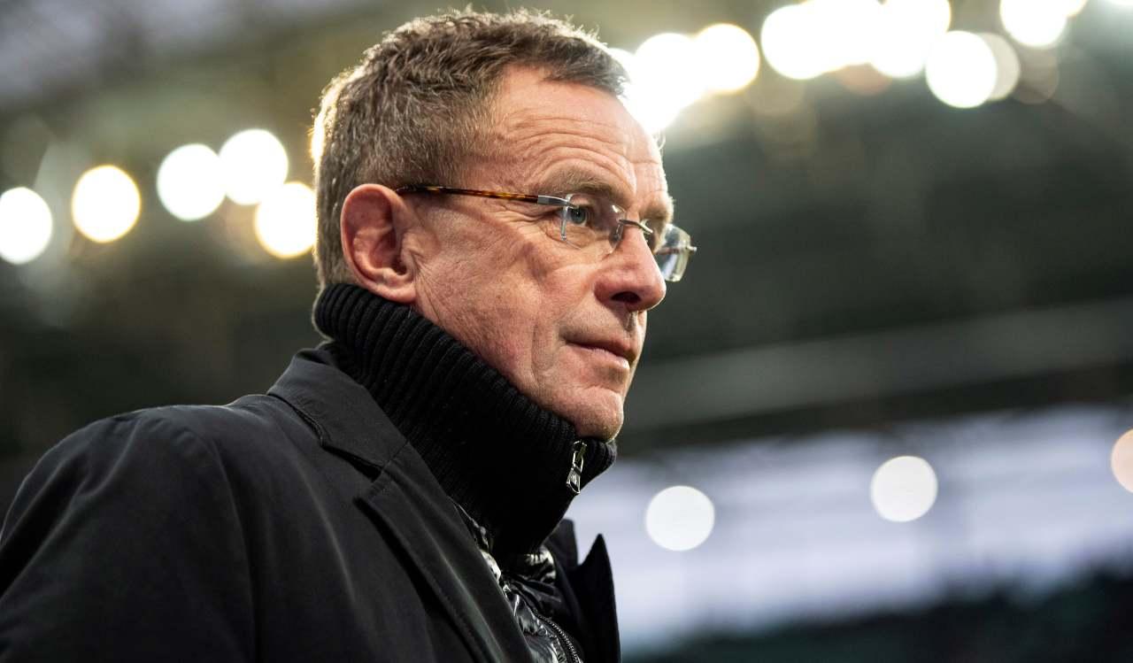 Ralf Rangnick AC Milan