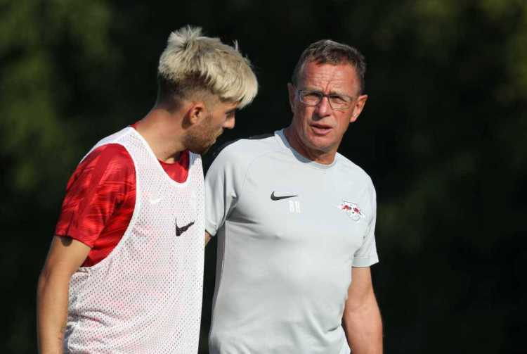 Rangnick idea allenatore Milan