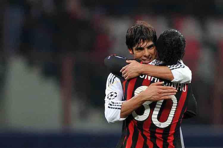 Ronaldinho e Kaka