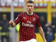 Alexis Saelemaekers AC Milan