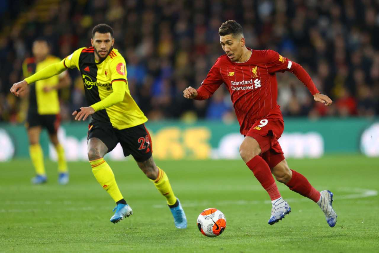 Watford-Liverpool