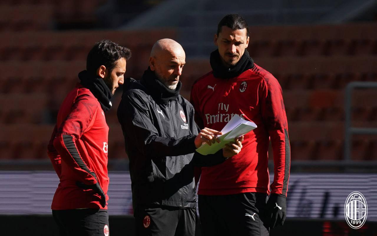 Milan, via libera allenamenti: ecco quando si riparte