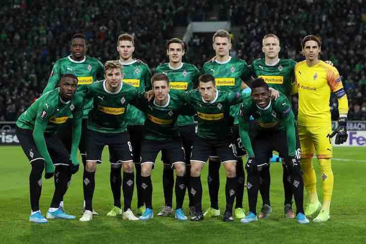 Borussia Moenchengladbach giocatori stpendi