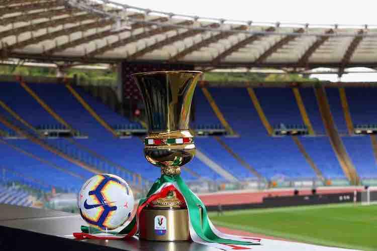 Coppa Italia Milan-Torino San Siro