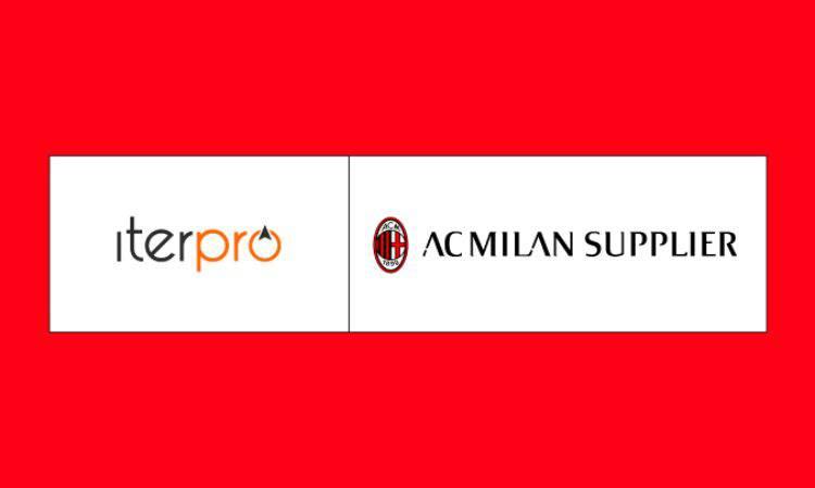 AC Milan Iterpro Sponsor