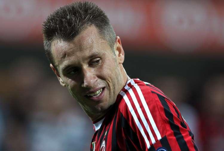 Antonio Cassano Milan
