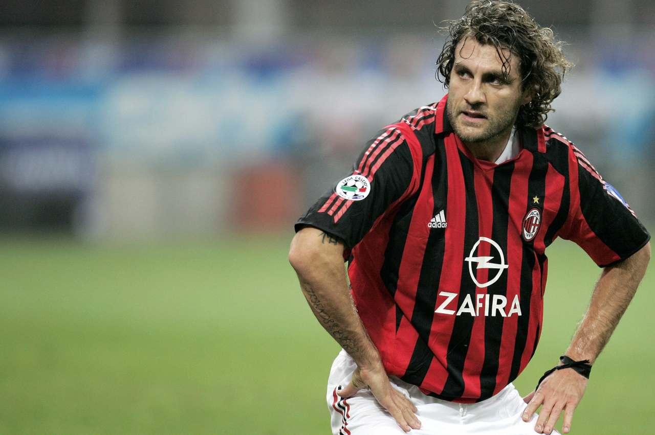 "Vieri ammette: ""Al Milan ho commesso un errore"""
