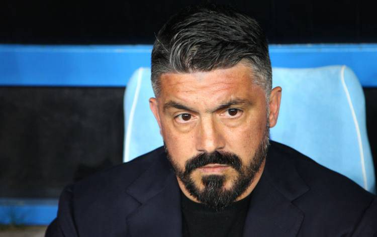 Gennaro Gattuso rinuncia stipendio Napoli