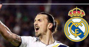 ibrahimovic al Real Madrid