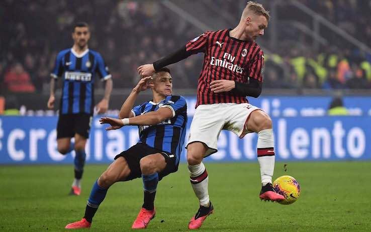 Kjaer sogna di rimanere al Milan