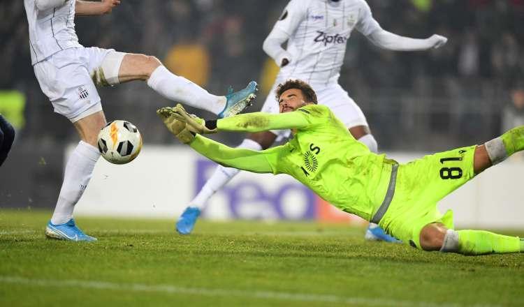 Luis Maximiano interessa al Milan