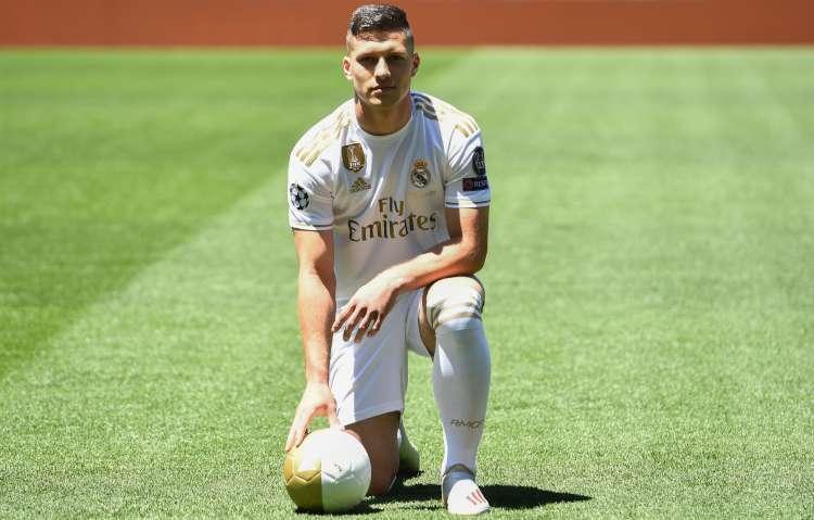 Jovic prestito Milan