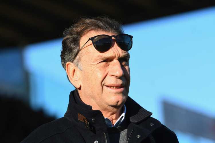 """Serie A, dietrofront Cellino: """"In campo o falliscono tutti"""""""