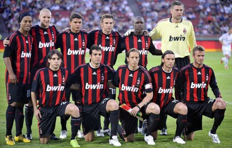 Felipe Mattioni AC Milan
