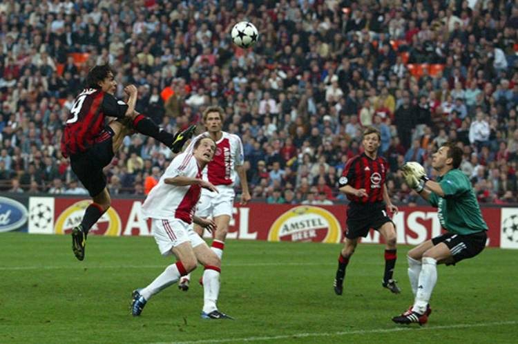 Milan Ajax Champions 2002 2003