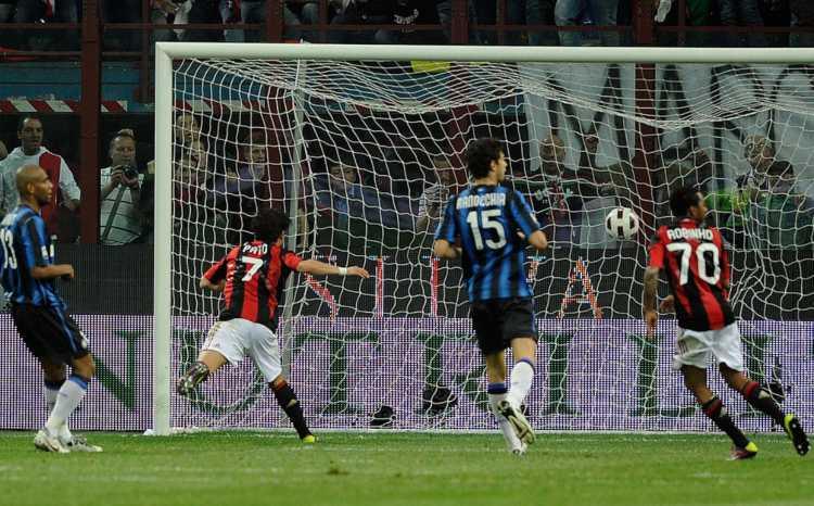 Milan vs Inter 2011