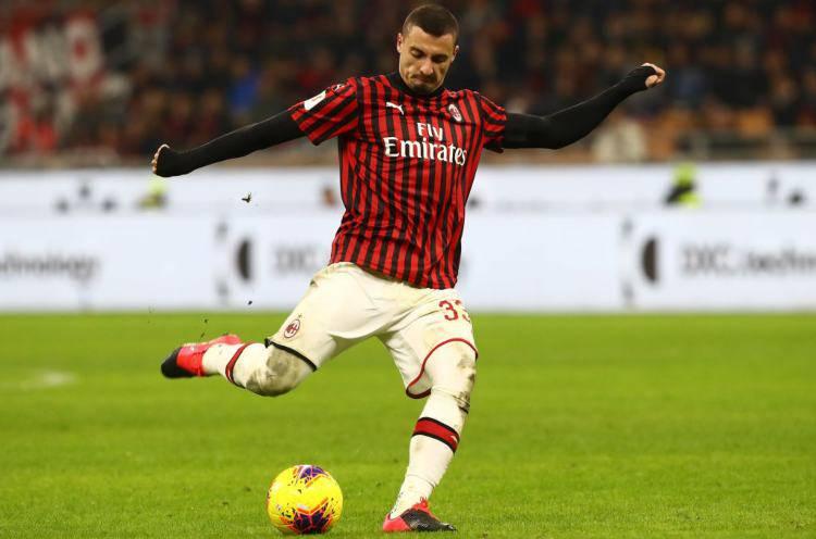Rade Krunic AC Milan