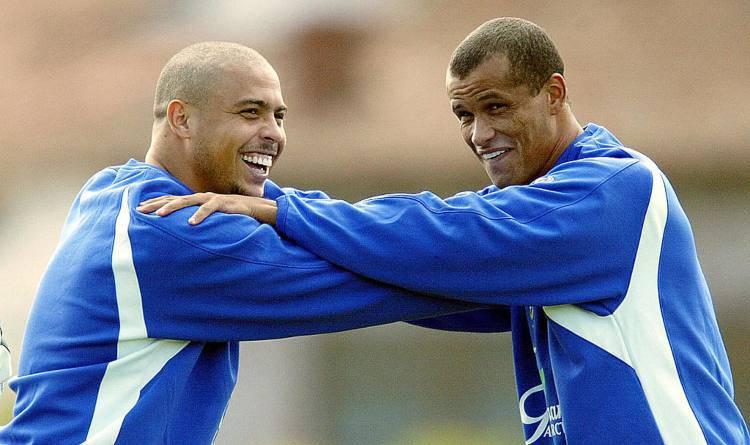 Ronaldo e Rivaldo