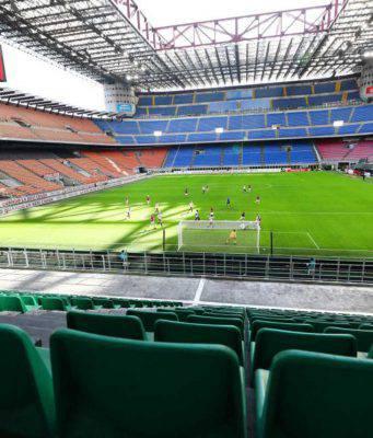 Serie A riapertura stadi