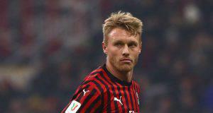 Kjaer recupera per Milan-Roma?