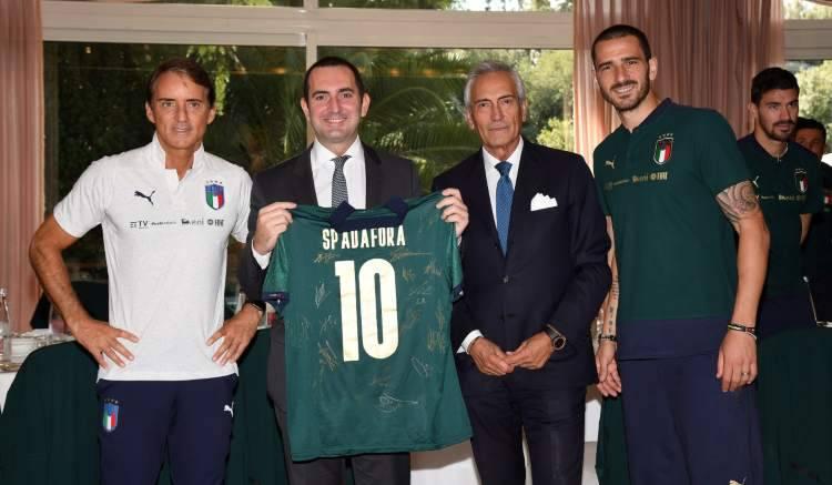 Spadafora Mancini Gravina Bonucci