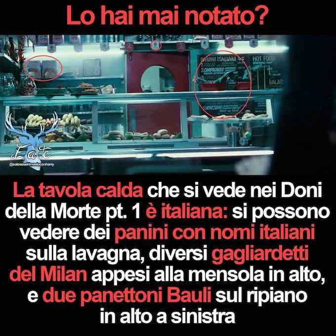 Harry Potter - Milan