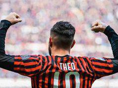 Theo Hernandez ama il Milan