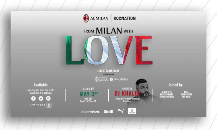 AC Milan Roc Nation