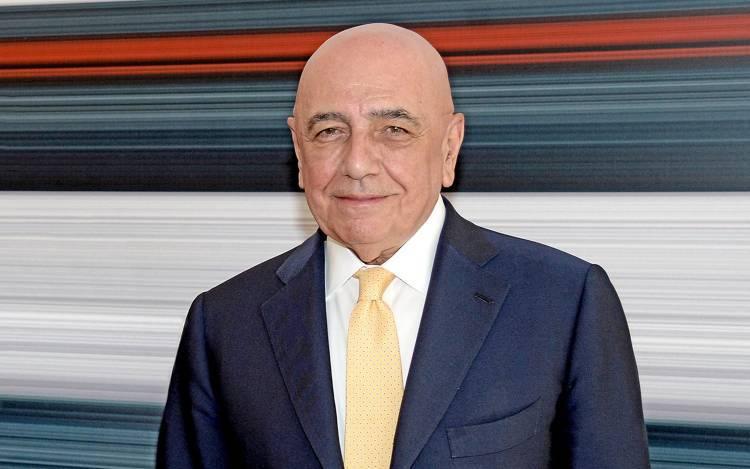 Adriano Galliani elogia Baresi