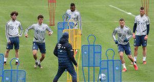 Bundesliga torna in campo