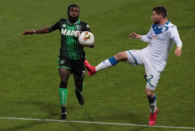 Boga assist Milan Sassuolo