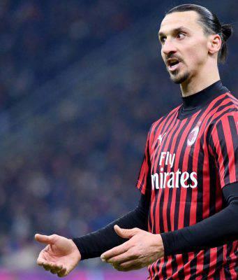 Ibrahimovic rientro Lecce-Milan