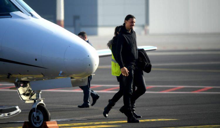 Ibrahimovic addio Milan